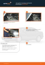 Jak wymienić sprężyny zawieszenia przedniego w AUDI A4 В5