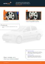 Jak wymienić końcówkę drąka kierowniczego poprzecznego w Opel Astra G
