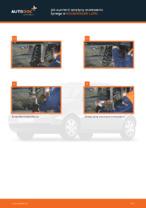 Jak wymienić i wyregulować 129 VW LUPO: poradnik pdf