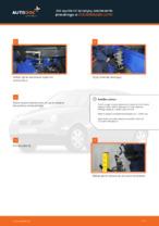 Samodzielna wymiana Sprężyna amortyzatora przód lewy prawy VW - online instrukcje pdf
