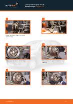 Jak wymienić Uszczelki tłoczka hamulcowego Audi A4 B5 - instrukcje online