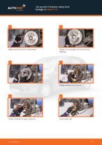 Zalecenia mechanika samochodowego dotyczącego tego, jak wymienić CITROËN CITROËN C3 I (FC_) 1.4 i Łożysko koła
