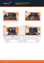 Poradnik naprawy i obsługi Opel Corsa D Van