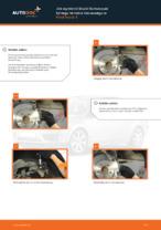 Instrukcja samodzielnej wymiany Klocki Hamulcowe w FORD FOCUS