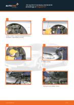 Kiedy wymienić Sprężyna amortyzatora PEUGEOT 407 (6D_): pdf poradnik