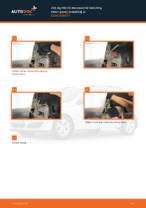 Zalecenia mechanika samochodowego dotyczącego tego, jak wymienić OPEL Opel Astra h l48 1.6 (L48) Tarcza hamulcowa