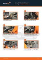 Zalecenia mechanika samochodowego dotyczącego tego, jak wymienić SKODA Skoda Octavia 1u 1.6 Szczęki hamulcowe