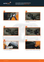 Jak wymienić mocowanie kolumny resorującej tylnej w BMW 5 E60