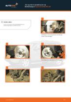 Samodzielna wymiana Tarcze hamulcowe tylne i przednie HYUNDAI - online instrukcje pdf