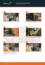 Zalecenia mechanika samochodowego dotyczącego tego, jak wymienić HYUNDAI Hyundai Santa Fe cm 2.2 CRDi GLS 4x4 Tarcza hamulcowa