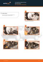 Poradnik krok po kroku w formacie PDF na temat tego, jak wymienić Silnik wycieraczek w Skoda Fabia 6y2