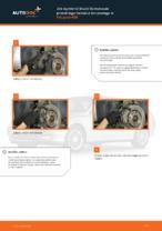 Jak zmienić Komplet klocków hamulcowych PEUGEOT 406: darmowy pdf