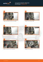 Wymiana Zarówka reflektora dalekosiężnego Mazda 323 C IV BG: poradnik pdf