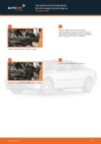 Wymiana Końcówka drążka kierownicy: pdf instrukcje do PEUGEOT 406
