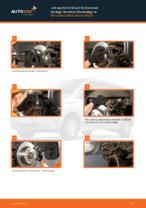 Samodzielna wymiana Zestaw klocków hamulcowych tylne i przednie MERCEDES-BENZ - online instrukcje pdf