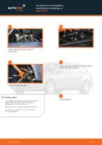 Jak wymienić amortyzatory zawieszenia przedniego w Audi A4 В7