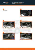 Kiedy wymienić Filtr olejowy MITSUBISHI COLT VI (Z3_A, Z2_A): pdf poradnik