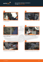 Zalecenia mechanika samochodowego dotyczącego tego, jak wymienić MAZDA Mazda 3 bk 1.6 DI Turbo Klocki Hamulcowe