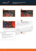Darmowe instrukcje online jak odnowić Sprężyna amortyzatora MAZDA 3 (BK)