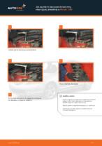 Zalecenia mechanika samochodowego dotyczącego tego, jak wymienić MAZDA Mazda 3 bk 1.6 DI Turbo Wahacz
