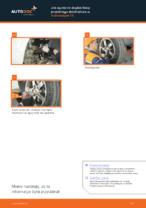 Jak wymienić i wyregulować Drążek wspornik stabilizator VW TRANSPORTER: poradnik pdf