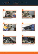 Jak zmienić Łożysko amortyzatora VW TRANSPORTER: darmowy pdf