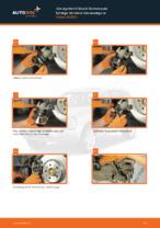 Wymiana Zestaw klocków hamulcowych tylne i przednie VOLVO XC90: online przewodnik
