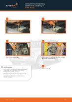 Darmowe instrukcje online jak odnowić Amortyzator VOLVO XC90 I