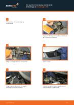 Montaż Sprężyna amortyzatora VW TRANSPORTER V Platform/Chassis (7JD, 7JE, 7JL, 7JY, 7JZ, 7FD - przewodnik krok po kroku