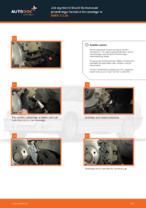 Jak wymienić klocki hamulcowe przedniego hamulca tarczowego w BMW 3 E36