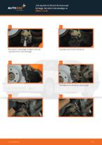 Jak zmienić Komplet klocków hamulcowych BMW 3 SERIES: darmowy pdf