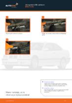 Jak wymienić filtr paliwa w BMW 3 E36