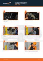 Jak wymienić amortyzatory zawieszenia przedniego w BMW 3 E36