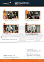 Wymiana Końcówka drążka kierowniczego poprzecznego BMW 3 SERIES: instrukcja napraw