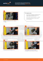 Jak wymienić mocowanie kolumny resorującej przedniej w BMW 3 E36