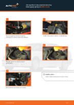 Jak wymienić mocowanie kolumny resorującej tylnej w BMW 3 E36