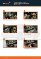 Samodzielna wymiana Wahacz poprzeczny lewy i prawy BMW - online instrukcje pdf