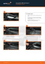 Jak wymienić filtr kabinowy w Volkswagen Golf III