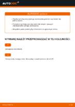 Jak wymienić amortyzatory zawieszernia tylnego w VOLKSWAGEN GOLF V (1K)