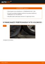 W jaki sposób wymienić przedni łącznik stabilizatora w Volkswagen Golf V (1K)