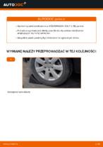 W jaki sposób wymienić tylny łącznik stabilizatora w Volkswagen Golf V (1K)