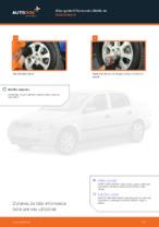 Odporúčania od automechanikov k výmene OPEL Opel Astra g f48 1.6 (F08, F48) Silentblok Stabilizátora