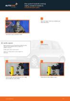 Vymeniť Ložisko tlmiča VW LUPO: zadarmo pdf