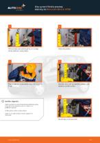 MERCEDES-BENZ - opravte manuály s ilustráciami