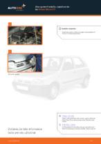 NISSAN - opravte manuály s ilustráciami
