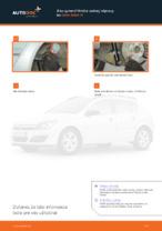 Ako vymeniť tlmiče zadnej nápravy na Opel Astra H
