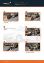 Ako vymeniť ložisko predného náboja na Opel Astra H