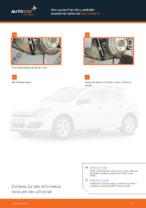 Ako vymeniť pružiny zadného zavesenia kolies na Opel Astra H