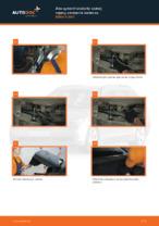 Ako vymeniť uloženie zadnej vzpery zavesenia kolies na BMW 5 E60