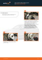 Podrobný PDF tutorial k výmene HYUNDAI SANTA FÉ II (CM) Silentblok Stabilizátora